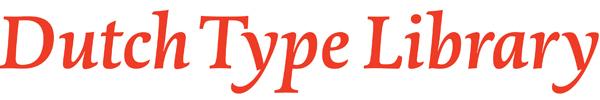 Dutch Type Library logo
