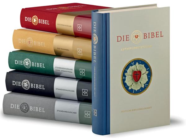 Luther Bibel 2017, typeset in DTL Documenta